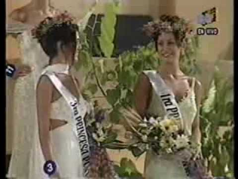 REINA PUNTA DEL ESTE 1998 - LAURA MARTINO & CLAUDIA GROMECK 4º Parte