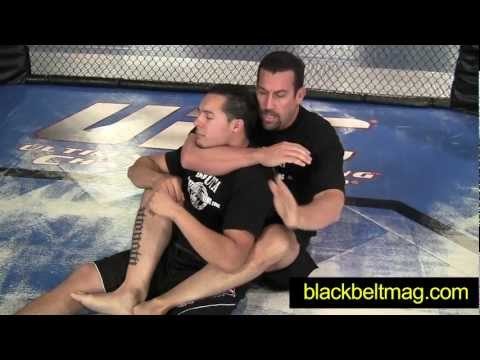 MMA Techniques: Rear-Naked Choke - by Mixed Martial Arts Ref