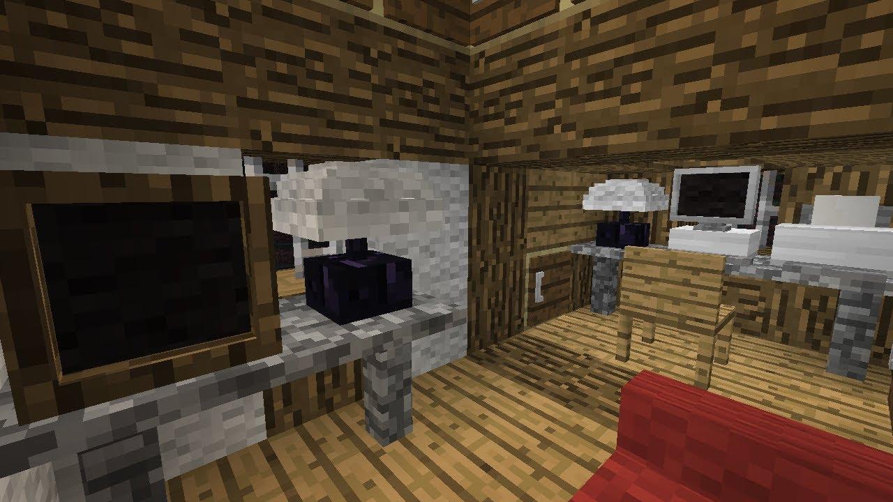 Mrcrayfish 39 S Furniture Mod Update 13 Donators Easter Egg Youtube