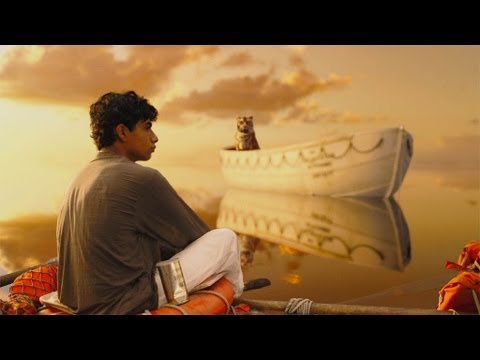 Life of Pi reviewed by Mark Kermode