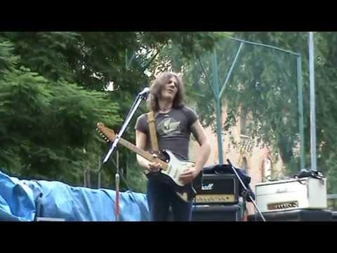 Gypsy Rainbow - Foxy Lady (cover) - ( 8 Giugno 2013, Jimi Hendrix Live 2 - Bologna )