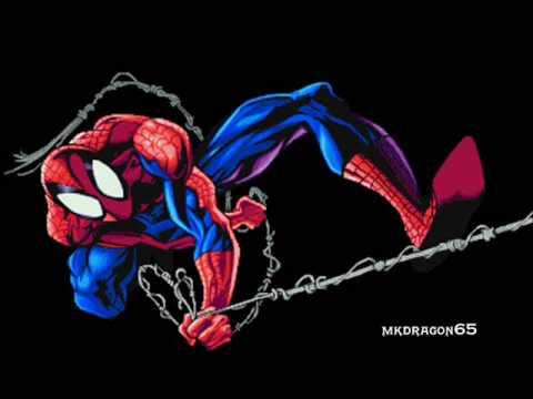 Marvel Super Heroes OST, T05 -  Spider Man