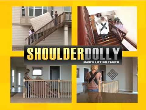 0 Shoulder Dolly   Overview of product and demonstrations