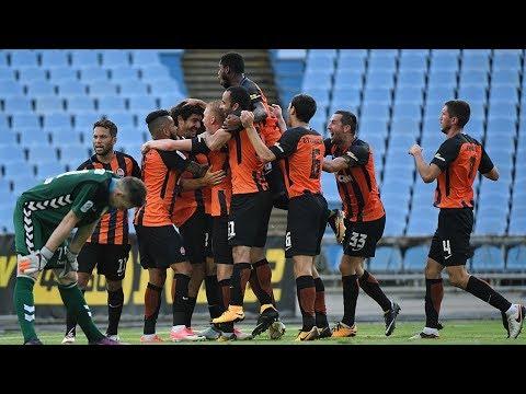 Stal 1-2 Shakhtar. Highlights (29/07/2017)