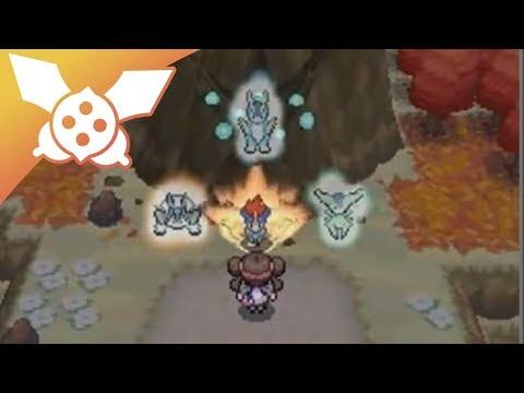 Pokemon legendaire noir et blanc 2