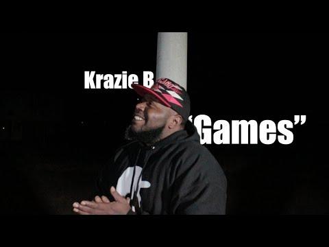 Krazie B - Games (Official Musik Video) MP3