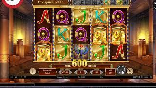 Online Casino Slots Legacy of Dead Big Win Bonus