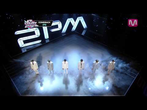 2PM_ (At Times by 2PM@Mcountdown 2013.5.16)