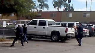 San Diego: Police Shooting kills Illegal Ugandan Immigrant