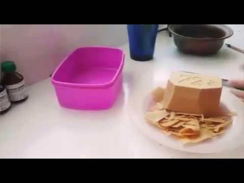 Как сделать лизуна в домашних условиях борная кислота