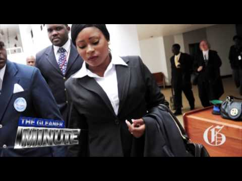 THE GLEANER MINUTE: US FDA warns Benjamins ... Wage freeze.. Myrie closes CCJ case