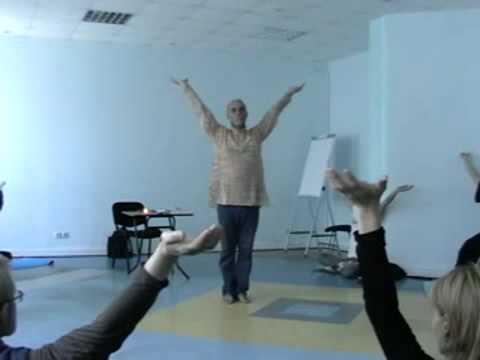 2 1  Илья Беляев  Тренинг в СПб  17 апреля 2010  Часть 1