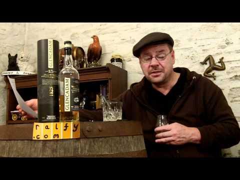 whisky review 217 - Glencadam 15yo (46% vol:)