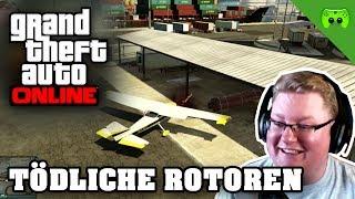 GTA ONLINE # 62 - Tödliche Rotoren «» Let's Play Grand Theft Auto Online | HD