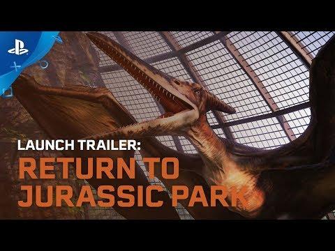 Jurassic World Evolution: Return to Jurassic Park | PS4