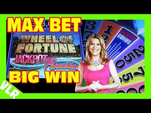 Wheel of fortune slot machine winners