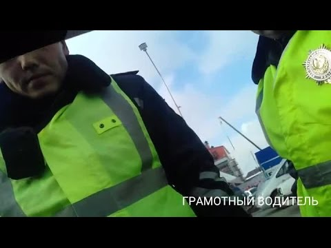 ДПС Уральск. Проверка документов. #317