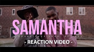 Dave x J Hus - Samantha @SantanDave1 @Jhus- REACTION