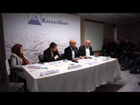 Tanıkların Gözünden Çeçenya Savaşı - Panel - Bölüm 5