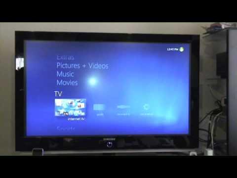 Windows Media Center on Dell Inspiron Zino HD
