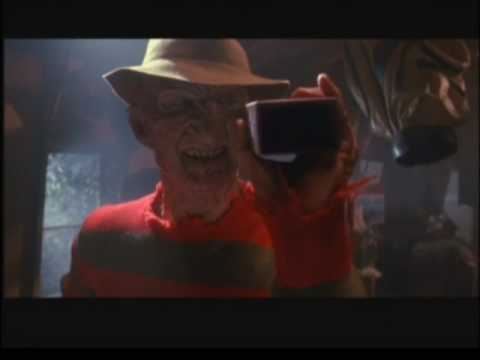 Top 10 Freddy Krueger Kills - part 1 (#10-6) Video