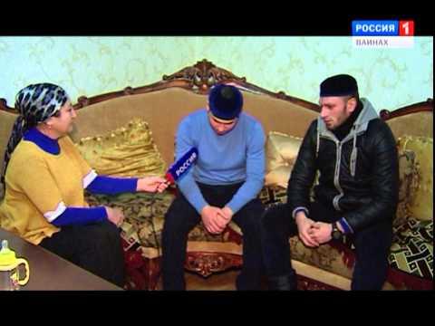 Турпалхо - Кадыров Умар (Бакарова Луиза) - Чечня