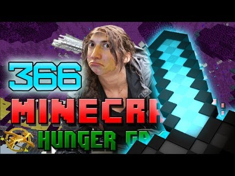 Minecraft: Hunger Games w Mitch Game 366 Epic Diamond Weapons