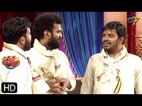 Sudigaali Sudheer Performance | Extra Jabardasth | 15th March 2019 | ETV Telugu