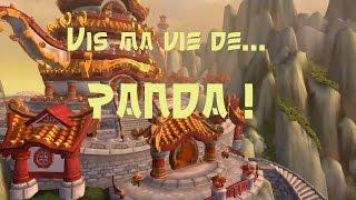WORLD of WARCRAFT🐼 Vis Ma Vie De Panda 🔴 LIVE | Farming BFA !