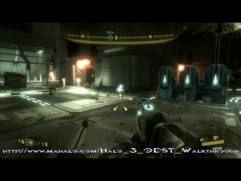Halo 3: ODST Walkthrough - Rookie Mission 02: Mombasa Streets Part 3