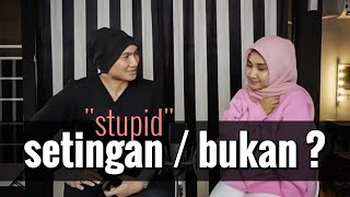 Download Lagu DIA..., STUPID? | Feat. FATIN Gratis STAFABAND