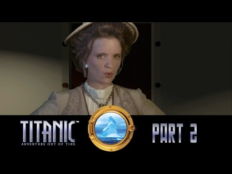 Let's Play: Titanic Adventure out of Time | PART 2 - SPECIAL AGENT ZOMBIE VAMPIRE FRANK CARLSON