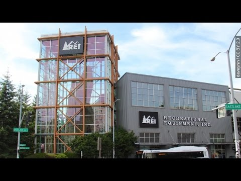REI Sends Customers Outdoors For Black Friday - Newsy