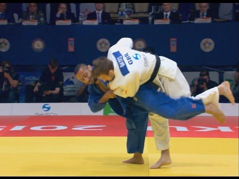 Judo Highlights - Baku Grand Slam 2015