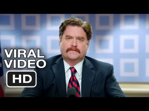 The Campaign (2012) Marty Huggins Election Promo - Will Ferrell, Zach Galifianakis Movie HD