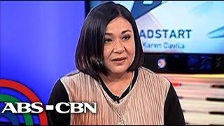 TV Patrol: Alma sa RH Law: Dapat laging bukas ang ilaw