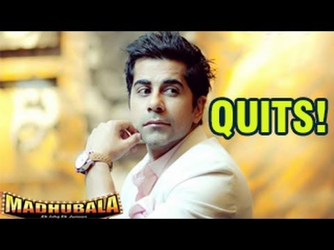 Abhay Kapoor Aka Gunjan Utreja Quits Madhubala Ek Ishq Ek Junoon 25th April 2014 -- Breaking News video