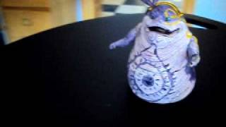 Custom Star Wars Ziro the Hutt Action Figure