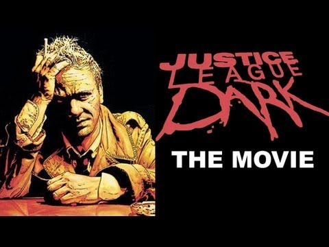Justice League Dark Movie : Guillermo Del Toro's Dark Universe - Beyond The Trailer