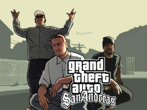 Descargar GTA San Andreas para PC Portable
