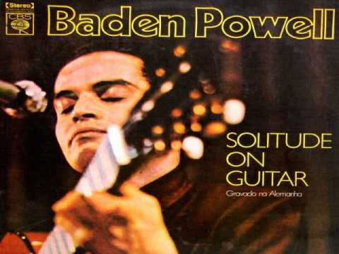 Baden Powell - The Shadow Of Your Smile