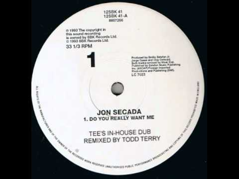 Jon Secada - Do You Really Want Me