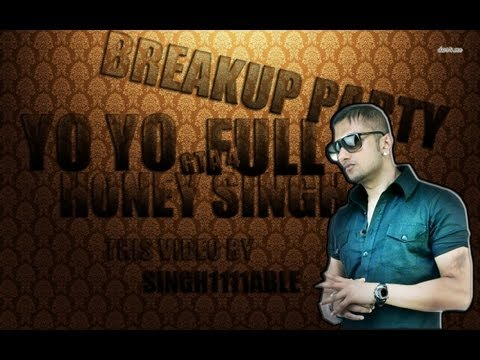 Yo Yo Honey Singh - Breakup Party In Gta 4 Full Video video