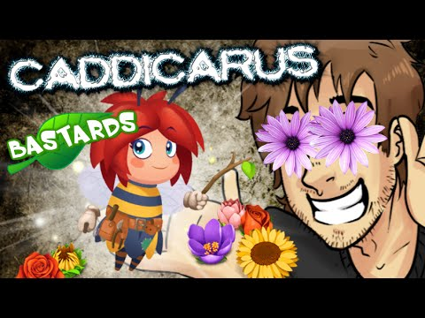 Blossom Blast Bastards - Caddicarus