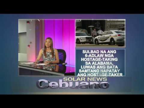Solar News Cebuano Feb 5, 2013