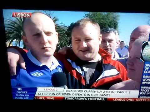 The Boyz in Lisbon-Sky Sports News