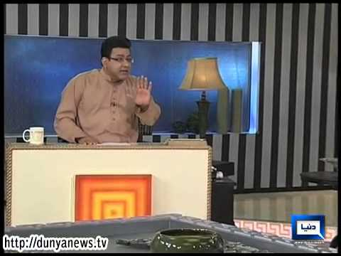 Dunya News - Hasb-e-haal - 18-july-2014 video