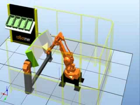 Kameralı Robot Silümasyonu 1