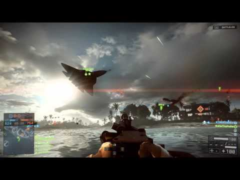 Battlefield 4 : Trailer multijoueur officiel