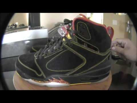 New Nike Air Jordan Sixty Plus (atlanta hawks) unreleased to public till saturday Jaytv # 10